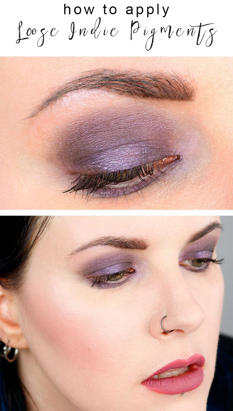 How To Apply Loose Eyeshadow Tutorial I Show You How To Apply