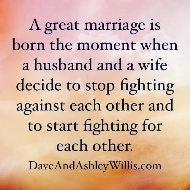 Fighting For Each Other Quotes Pinterest Marriage Marriage