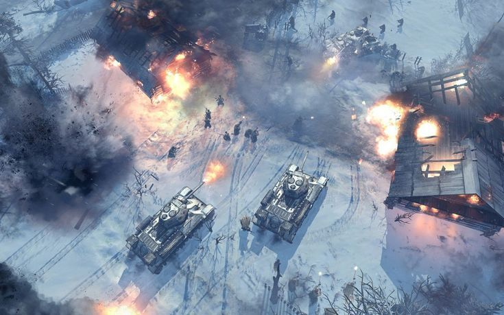 What are the Top World War II PC Games?: Company of Heroes 2