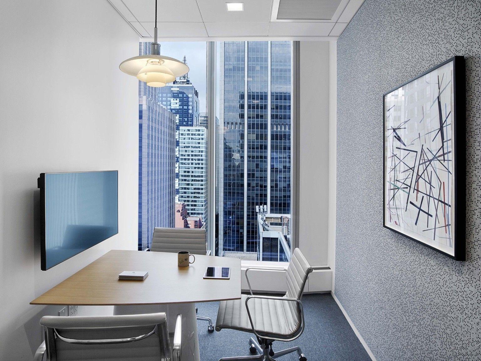 A Tour of Nixon Peabody's Elegant NYC Office | Interior ...