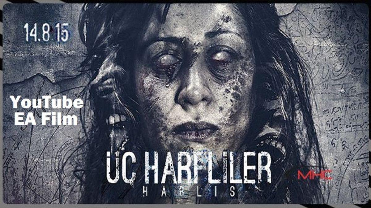 Uc Harfliler 2 Hablis Turk Korku Filmi Yerli Film Izle Film Movie Posters Movies