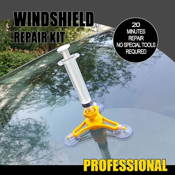 Glass Repair kit #glassrepair