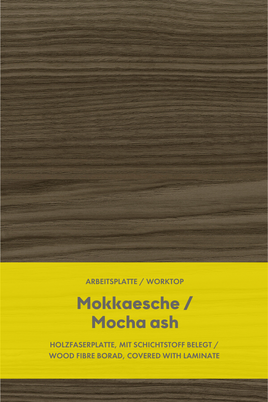 Kuchen Arbeitsplatte Mokkaesche Kitchen Worktop Mocha Ash In 2020 Arbeitsplatte Nolte Kuche Holzoptik