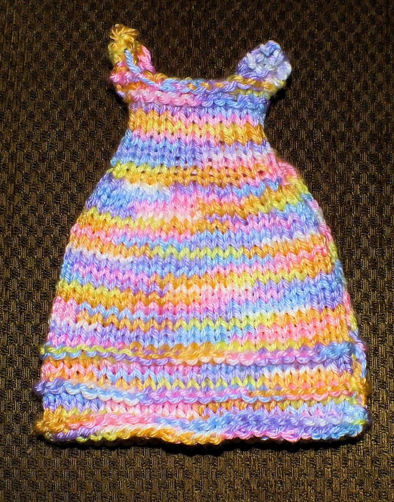 The loom muse creations and ideas how to loom knit doll dress the loom muse creations and ideas how to loom knit doll dress bankloansurffo Image collections