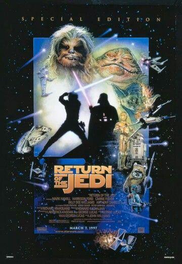 1997 Return of the Jedi