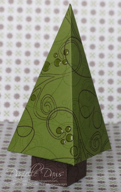 Christmas Tree Box Tutorial Christmas Tree Crafts Christmas Tree Template Christmas Tree Box