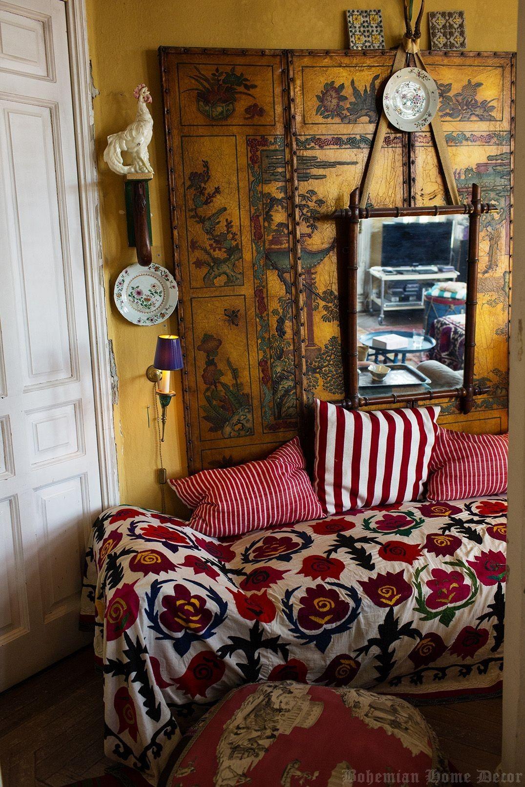How To Learn Bohemian Home Decor