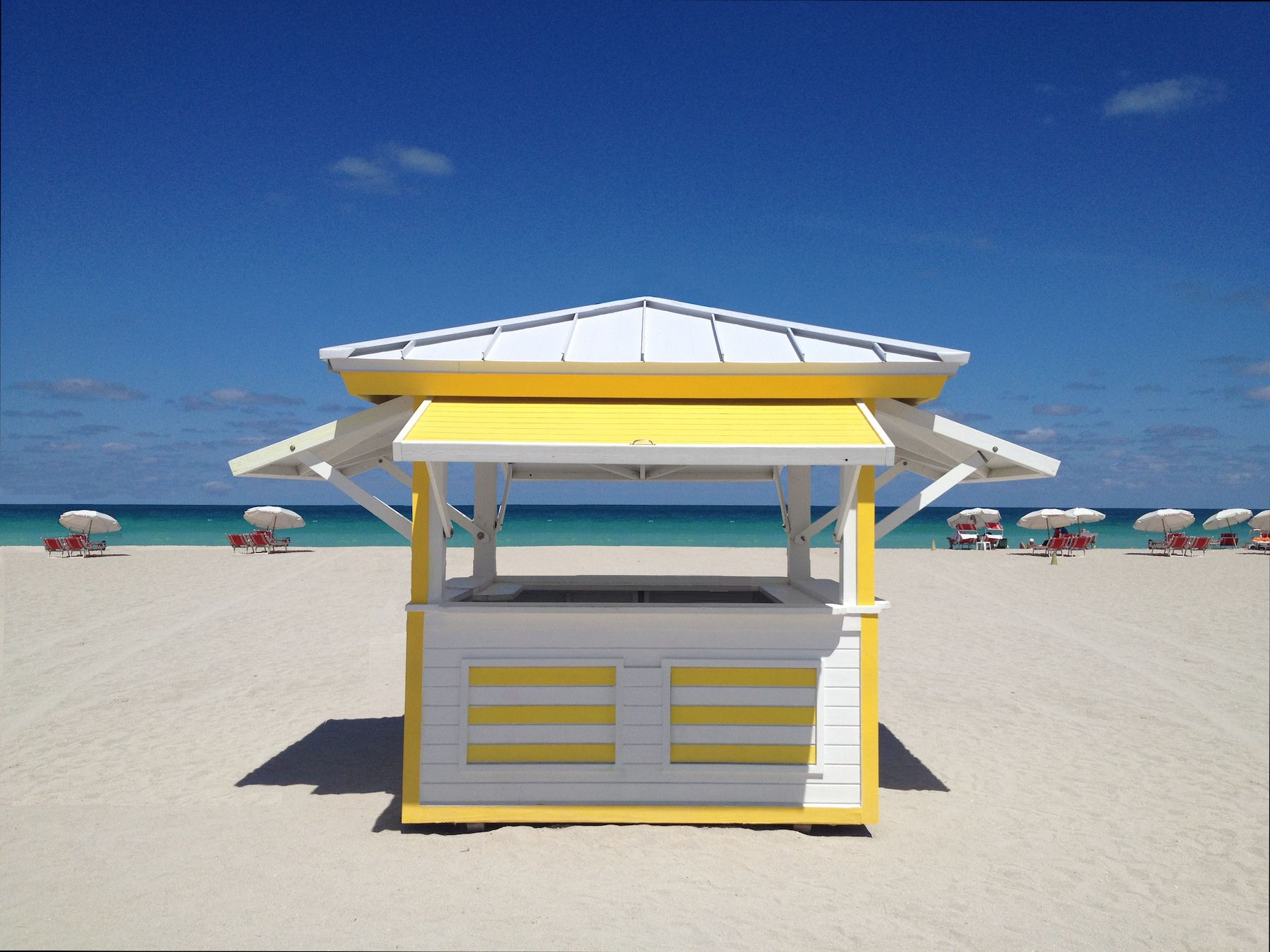 Shelborne Wyndham Grand South Beach in Miami Beach, FL. Custom ...