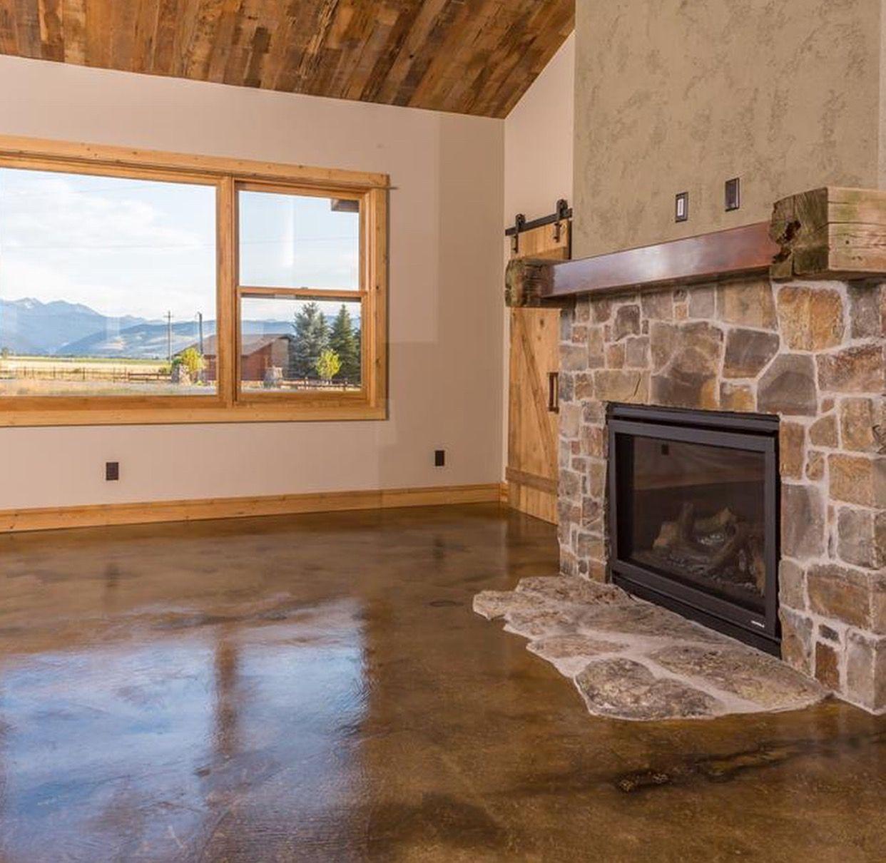 Montana Ranch House By Suyama Peterson Deguchi: Idea By Joshua J. Cadwell On Future Dwellings.