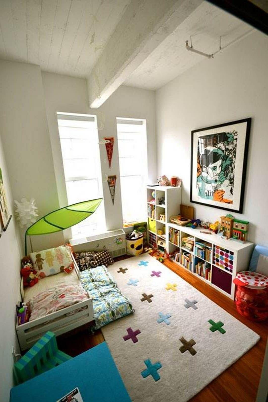 Fantastic Montessori Bedroom Design that Just Perfect for ...