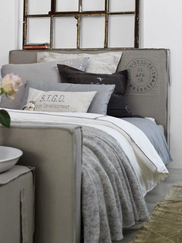 Twijfelaar Bed Trendhopper.Stapelgoed Bink Twijfelaar Gestoffeerd Bed 120 X 200 Cm