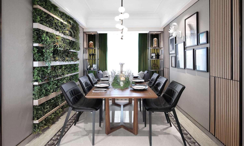 Apartment Design Blog. C\u0026c Design Group Designed A Stylish Modern  Apartment Where Plants