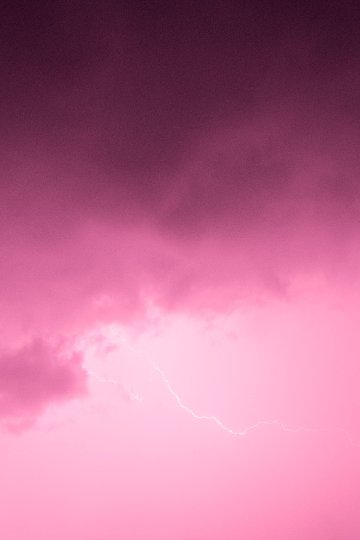 10 Amazing Free Minimalist Wallpaper Downloads For Iphone X Pink Clouds Wallpaper Pink Clouds Minimalist Wallpaper