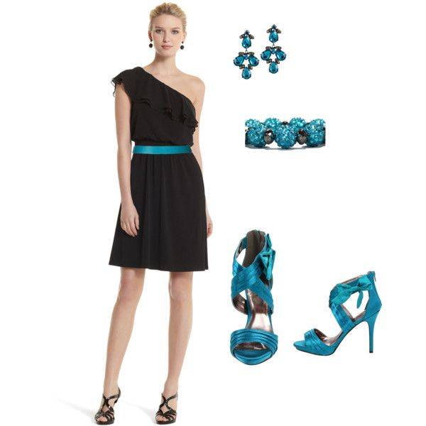 Cute Cocktail Dress For A High School Reunion | Reunion Fashion - For Her | Pinterest