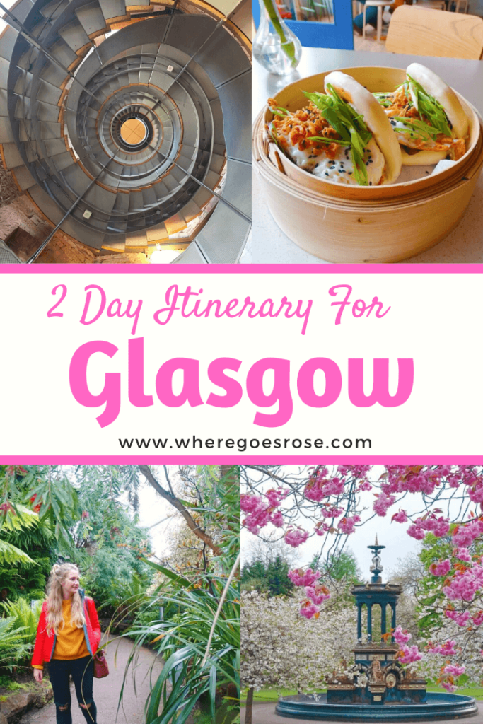 Weekend Glasgow Itinerary For The Perfect 2 Days in 2020   Scotland food, Glasgow travel ...