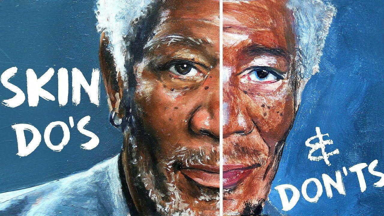 Dos and donts of skin tones painting how to paint skin