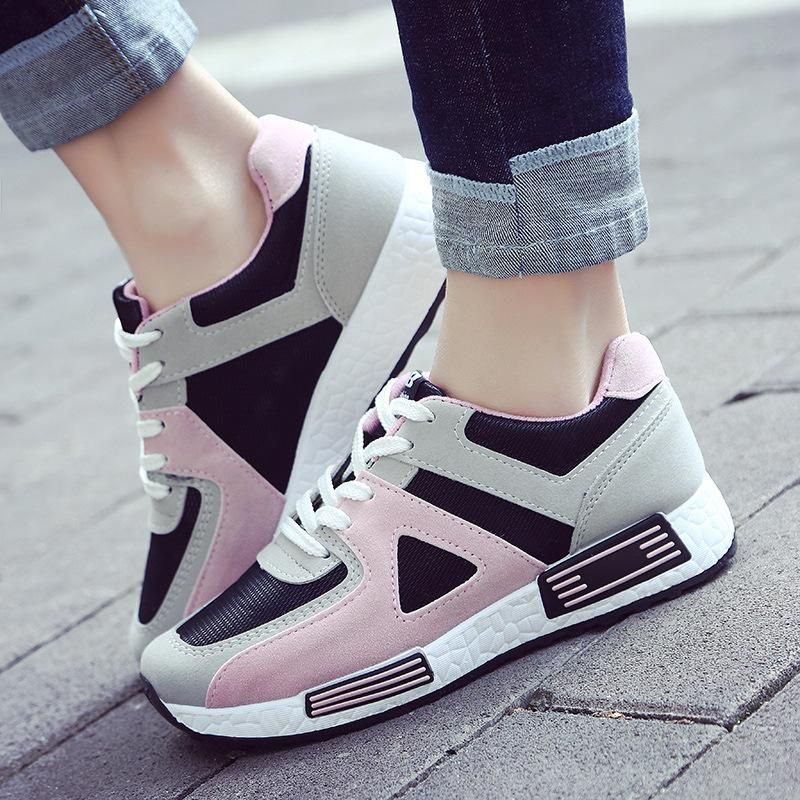 half off 6b63b 4a7ac UNN 2018 New Sneakers Women Air Cushion Original Zapatos Hombre Women s  Athletic Outdoor Sport Shoes Women Running Shoes Pink  backtominimal   streetwear ...