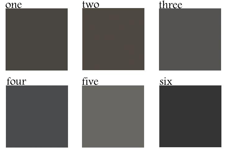 Dark Paint Colors On Pinterest Living Room Wallpaper