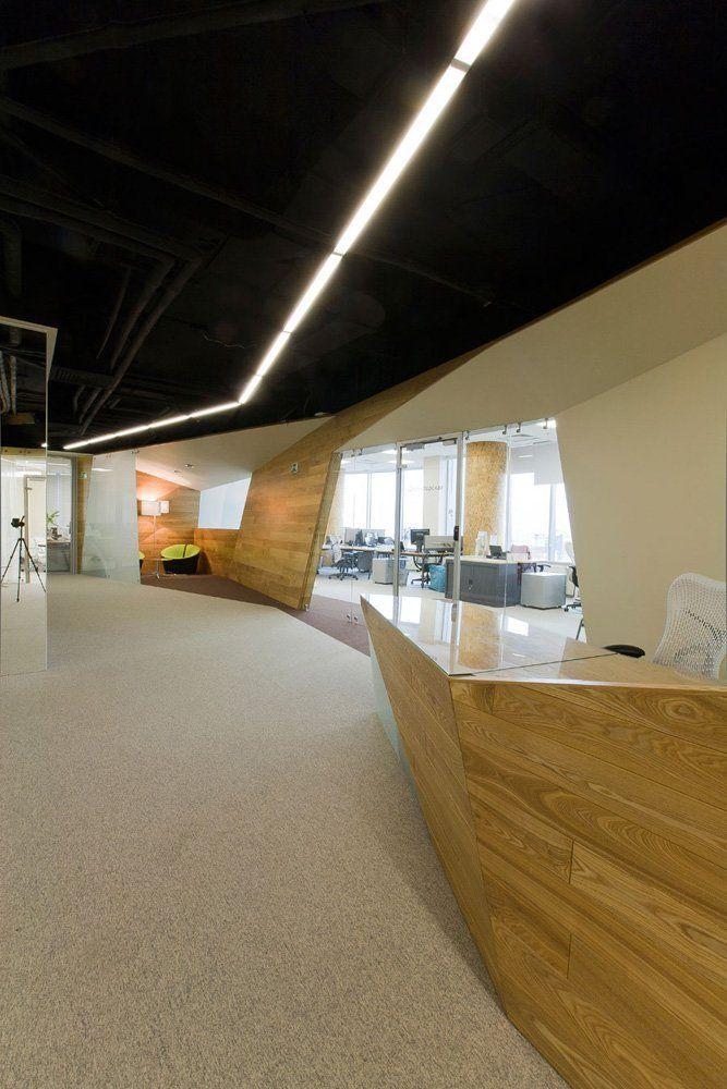 Galería de Oficinas Yandex / Za Bor Architects - 4