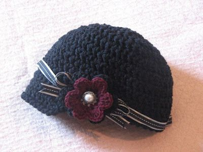 Everyday Handmade: The Bobbi Hat - Free Pattern News Boy Hat | a ...