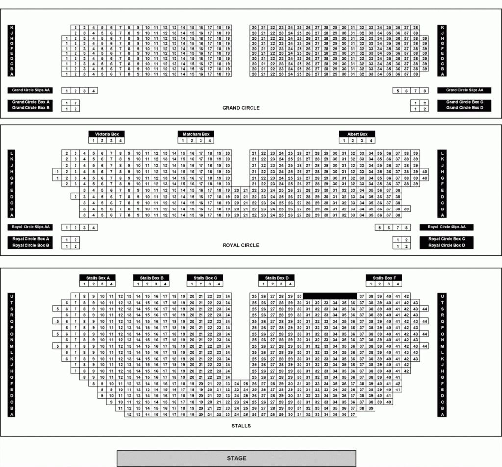 Manchester Palace In 2020 Seating Plan Victoria Palace Theatre How To Plan