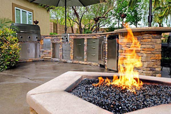 brasero en siporex ou beton cellulaire Barbecue Pinterest - beton cellulaire exterieur barbecue