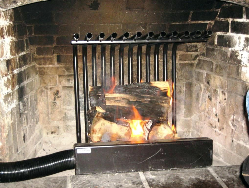 Sensational Heat Exchanger For Fireplace Wood Fireplace Heat A Wood Download Free Architecture Designs Remcamadebymaigaardcom