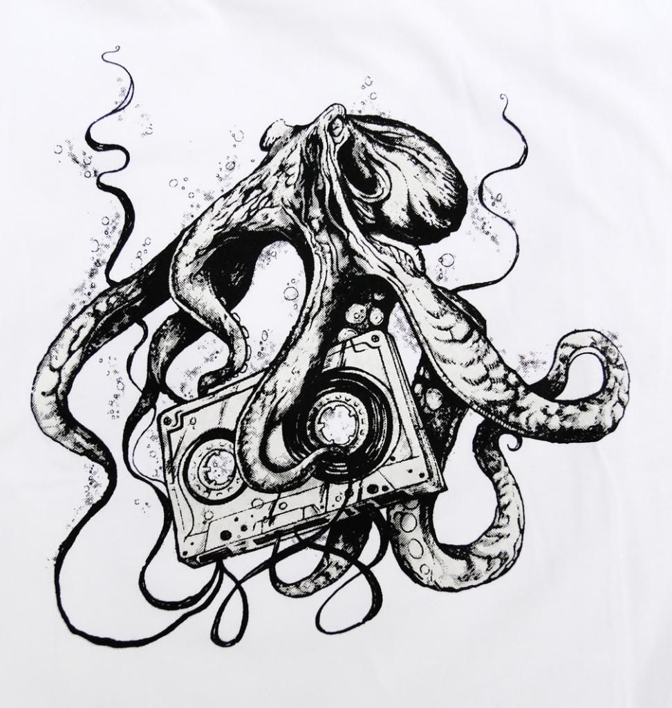 octopus logo - Google Search | Band inspirace | Pinterest ...