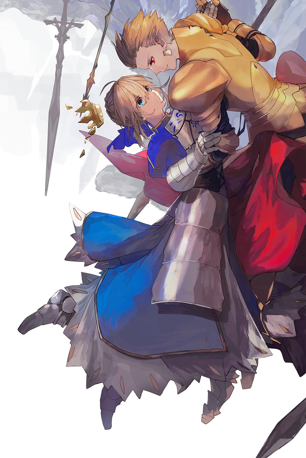 つれづれ on Gilgamesh fate, Best action anime, Fate zero