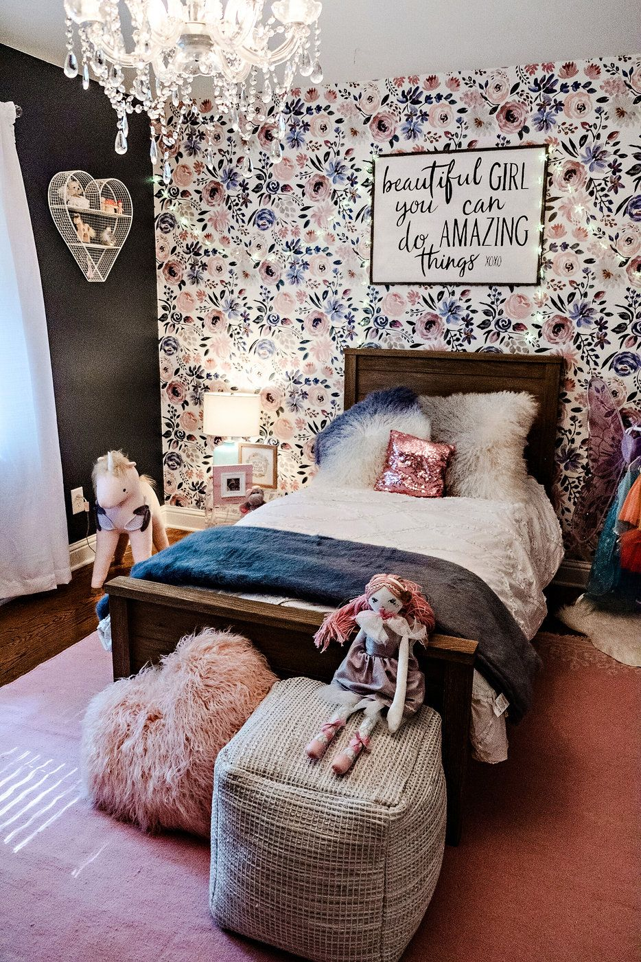 Little Girl Room Decor images