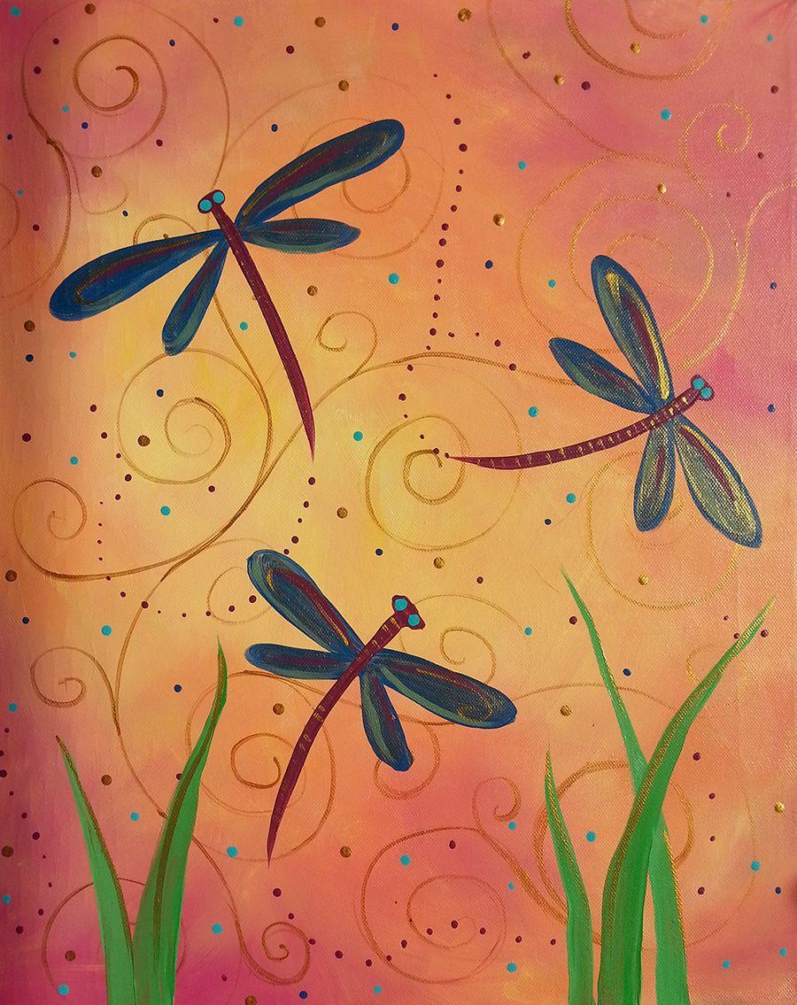 paint nite art - Google Search