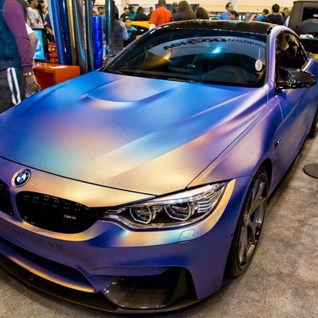 Matte gold starlight bmw m4 carswithoutlimits make for Dip s luxury motors reviews