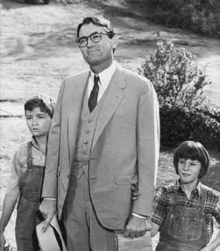 family in to kill a mockingbird