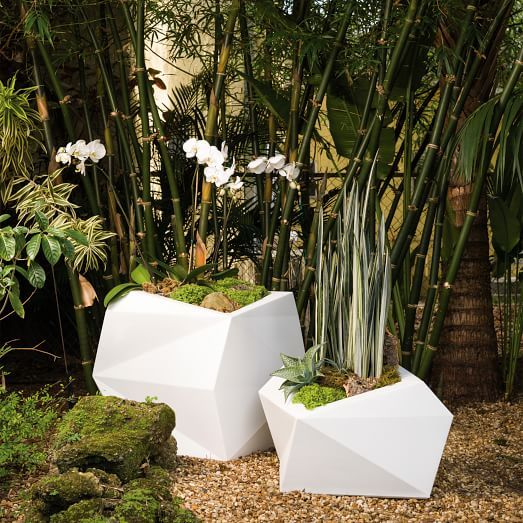 Outdoor basin design google search flower pinterest origami outdoor basin design google search tall plantersmodern plantersgarden plantersindoor workwithnaturefo