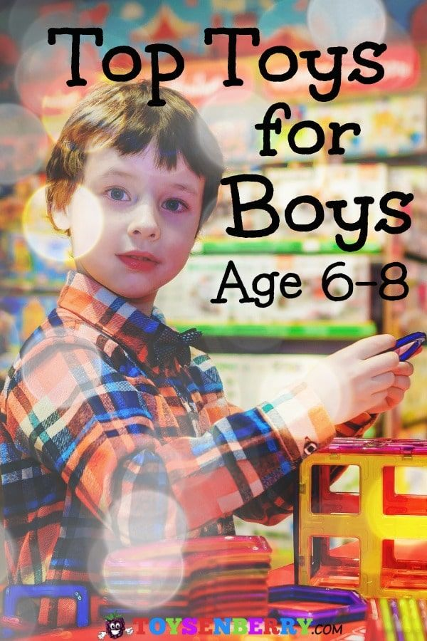 Top Toys for Boys Age 6 to 8 - 2020 Hottest Toys for Boys ...