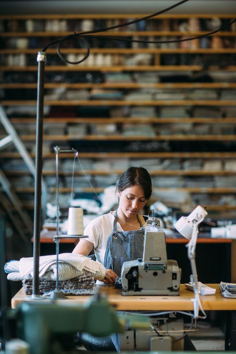 Designer/Concept ~ Western Carolina Sewing Company ~ 374 miles