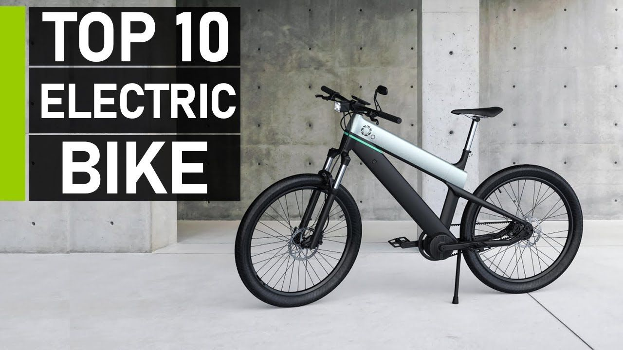 Top 10 Amazing Electric Bike For Everyday Urban Traveling