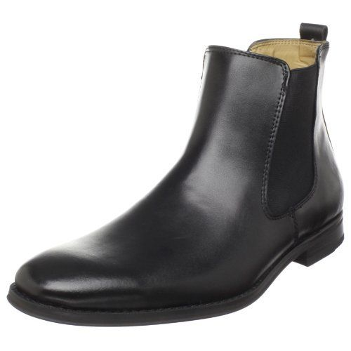 Bass Men's Amsterdam Ankle Boot,Black,10.5 M US - http://