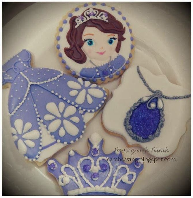 cake decorating airbrush sofia the cookies sofiathefirst sofiathefirstparty 2206