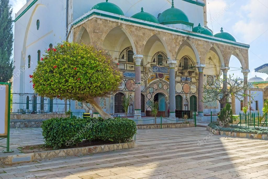 The way to the mosque - Stock Photo , #sponsored, #mosque, #Stock, #Photo #AD