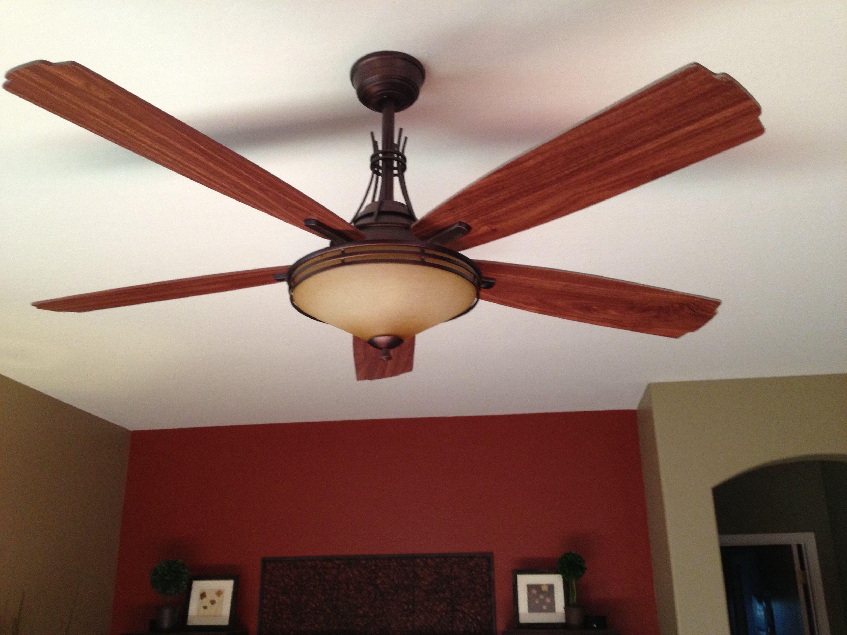 Mission style ceiling fan in great room my home decor pinterest mission style ceiling fan in great room aloadofball Gallery