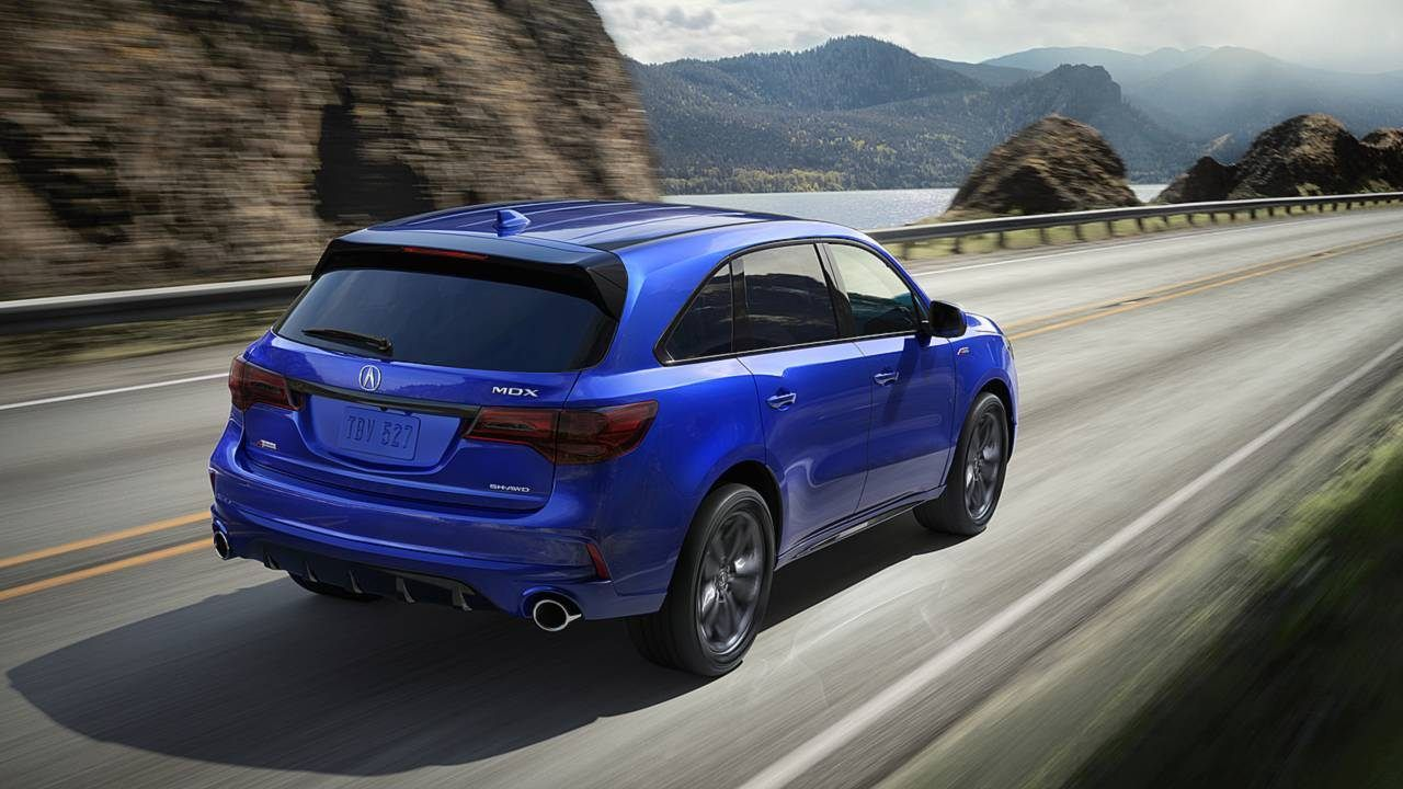Acura Mdx Colors 2020 Overview