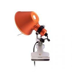 Tolomeo micro pinza di Artemide  http://cobimbo.it/lampade-design-9-idee-lilluminazione/