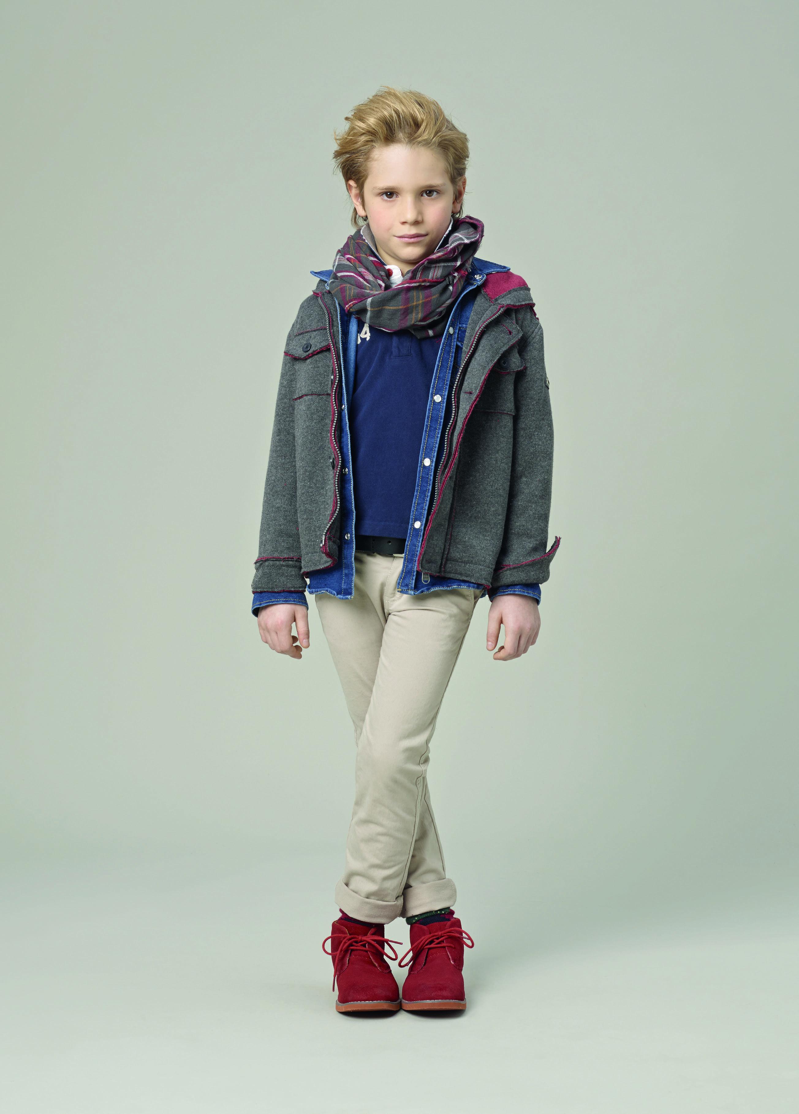moda infantil ido