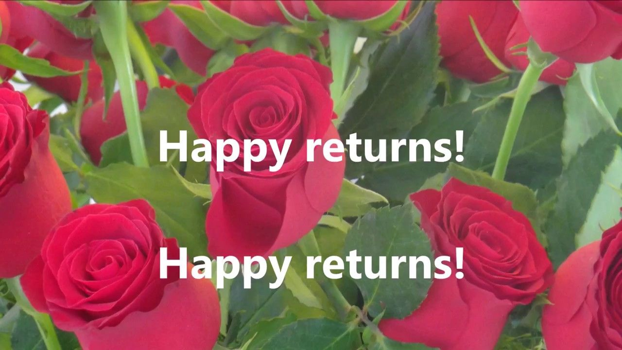 Happy birthday greeting card with flowers happy birthday messages happy birthday greeting card with flowers izmirmasajfo