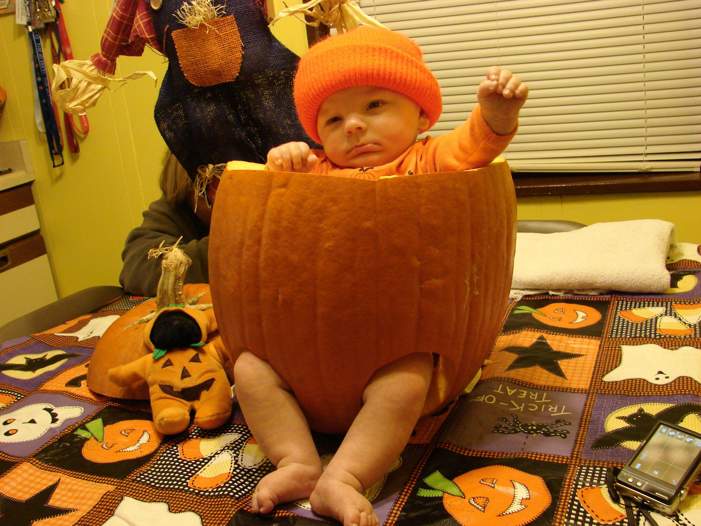 Elijah's First Halloween.......2012
