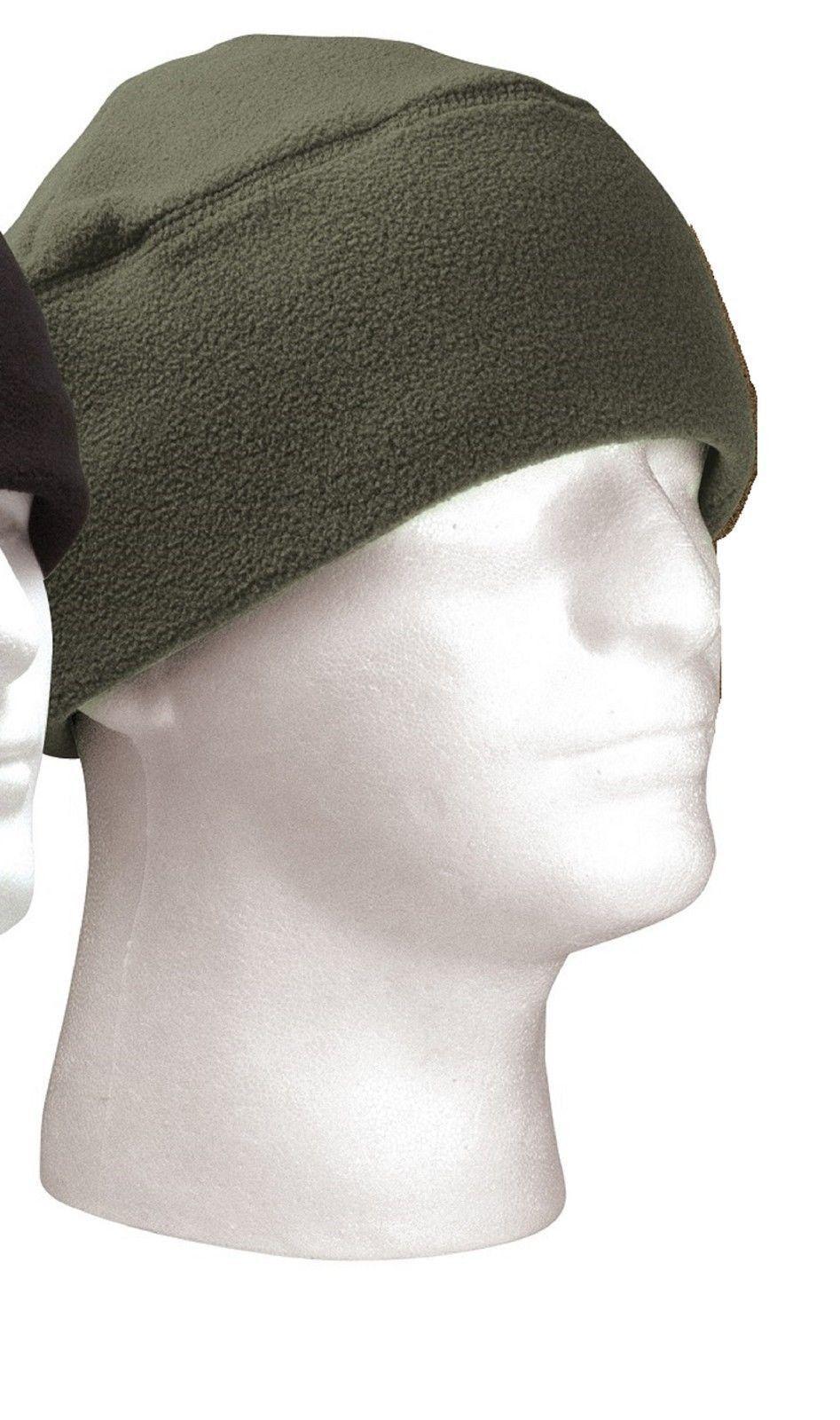 Polar Fleece Military Type Cold Weather Watch Cap Tactical Winter ... 47395aa52502