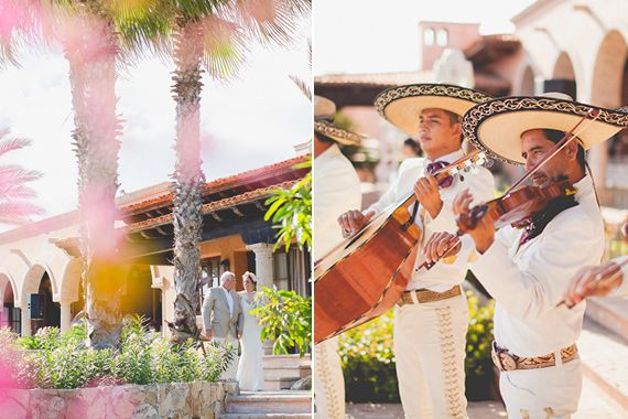 Mexico Destination Wedding Liza Paul Real Weddings 100 Layer Cake