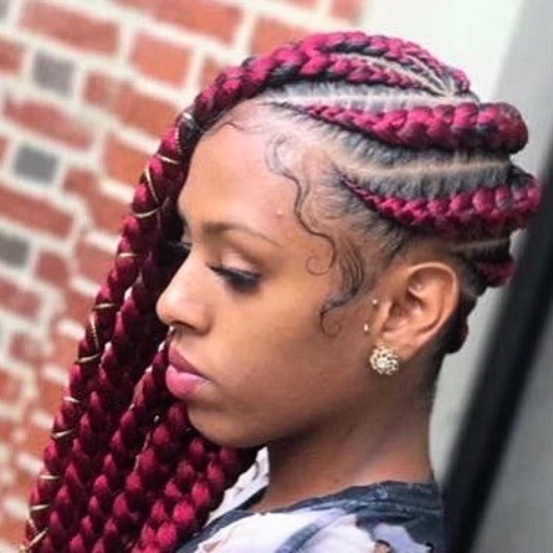 Best lemonade braid hairstyles small medium and jumbo