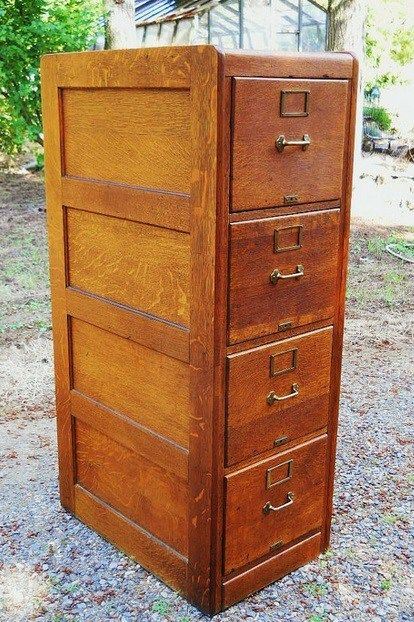 Ten Of The Worlds Strangest And Most Unusual Filing Cabinets